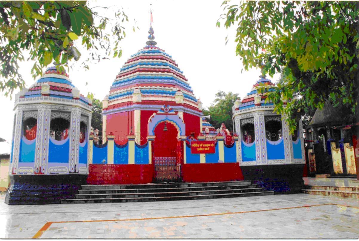 Rajrappa, Rajrappa Temple, Ramgarh, Jharkhand, India
